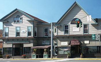 Margaretville New York Catskills Mountains